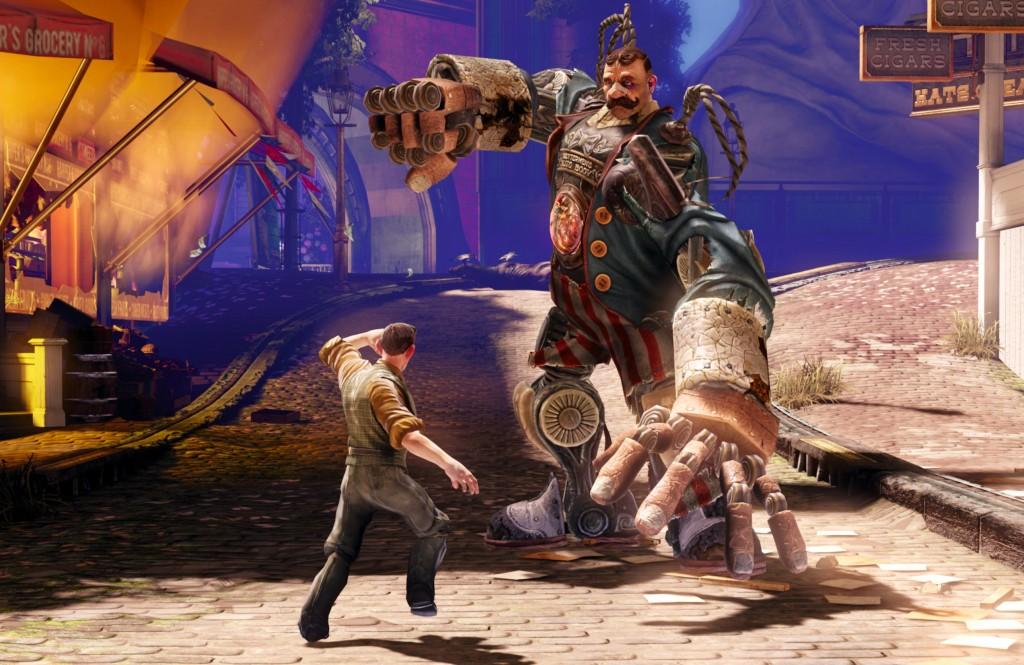Bioshock Handyman Review